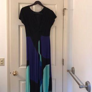 Stretchy ladies Maxi Dress